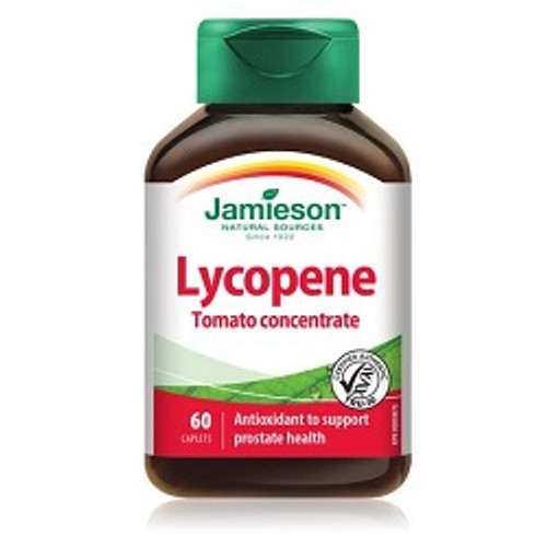 Jamieson Lycopene Tomato Concentrate 60 Caplets