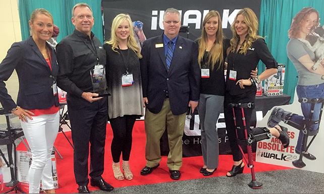 iWalk2.0 Knee Crutch Award