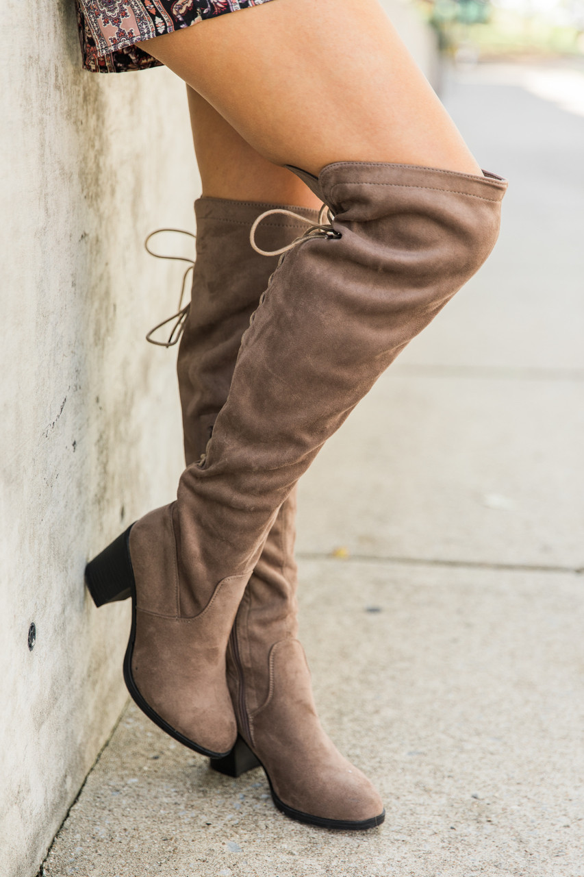 65100ce1f6a The catherine boots taupe the pink lily jpg 853x1280 Catherine boots