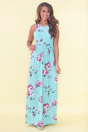 Boutique Floral Dress | Shop Floral Dresses | Pink Lily