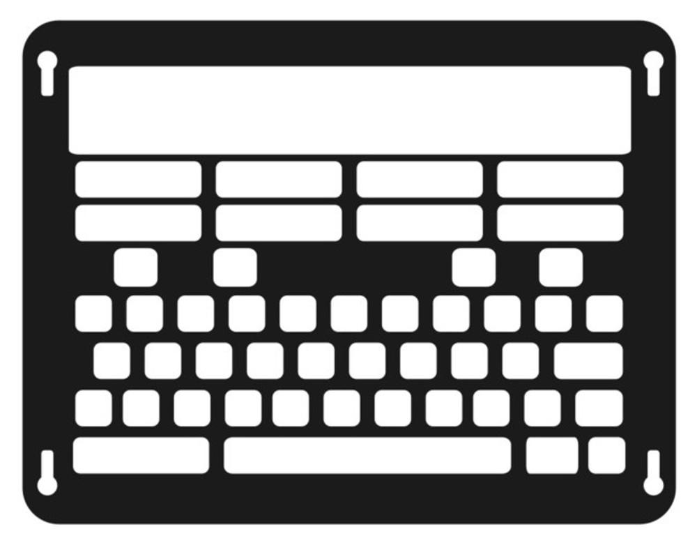 Assistive Express Keyguard