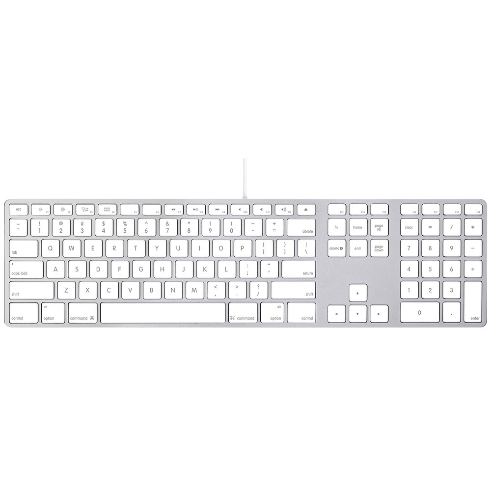 US English version fits Apple Keyboard with Numeric Keypad - US English