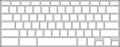 Keyguard for Chromebook 500C