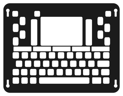 Proloquo4Text Keyguard