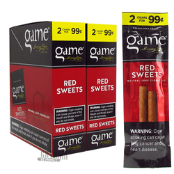 Game Cigarillos Pineapple Gotham Cigars