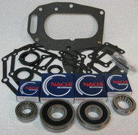 AX5 AX4 TRANSMISSION REBUILD KIT With SYNCHRO RINGS FITS