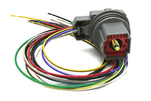 5r55s 5r55w transmission external wire harness repair kit fits 02 rh transmissionpartsdistributors com 5R55W Solenoid Block 5R55W Transmission Rebuilding Exploded-View