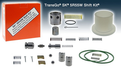 5r55n 5r55s 5r55w Transmission Shift Kit Transgo Sk5r55w Fits 99
