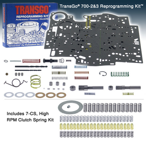 700r4 Transmission Transgo 700 23 Reprogramming Kit Hd Hi