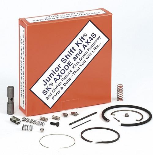 Axode Ax4s Transmission Shift Improver Kit Transgo Skaxodejr Fits