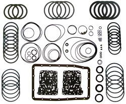 A750E A750F TRANSMISSION REBUILD KIT WITH FRICTIONS & C2