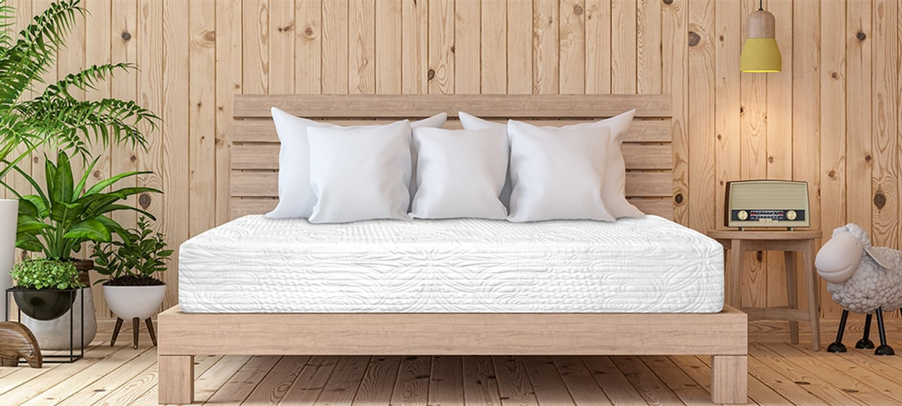 10 Reasons Why the Natures Novel Is the Best Latex Mattress of 2018