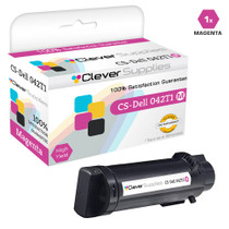 Compatible Dell 042T1 Laser Toner Cartridge Magenta