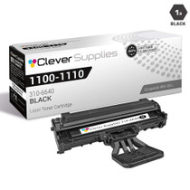 Compatible Dell 1100 Toner Cartridge Black