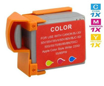 Compatible Canon BCI-11C Ink Cartridge Color