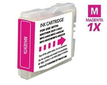 Compatible Brother LC51M Premium Quality InkJet Cartridge Magenta