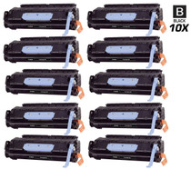 Compatible Canon 106 (0264B001AA) Toner Cartridges Black 10 Pack