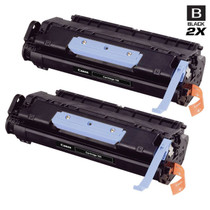 Compatible Canon 106 (0264B001AA) Toner Cartridges Black 2 Pack