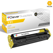 Compatible Canon 131 (6269B001AA) Toner Cartridge Yellow