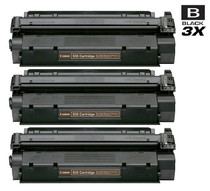 Compatible Canon S35 (7833A001AA) Toner Cartridges Black 3 Pack