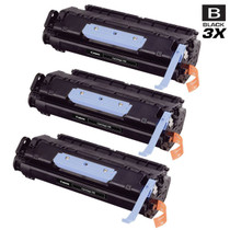 Compatible Canon 106 (0264B001AA) Toner Cartridges Black 3 Pack