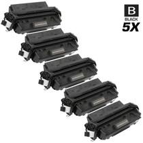 Compatible Canon L50 (6812A001AA) Premium Quality Toner Cartridges Black 5 Pack