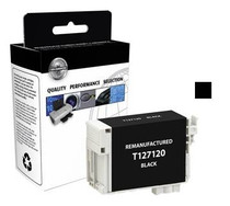 Compatible 945-Page Epson 127 Black Extra High-Capacity Ink Cartridge/ T127120
