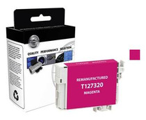 Compatible 755-Page Epson 127 Magenta Extra High-Capacity Ink Cartridge/ T127320