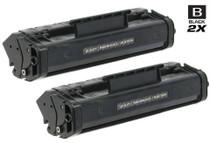 Compatible Canon FX-3 (1557A002BA) Toner Cartridges Black 2 Pack