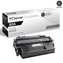 CS Compatible Replacement for HP CF280A Toner Cartridge Black/ HP 80A