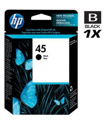 CS Compatible Replacement for HP 51645A (HP-45) Ink Cartridge Black