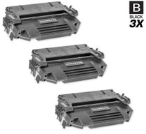 CS Compatible Replacement for HP 92298A Premium Quality Toner Cartridge Black 3 Pack/ HP 98A Toner