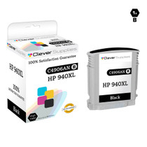 CS Compatible Replacement for HP C4906AN (HP-940XL) Ink Cartridge Remanufactured High Yield Black