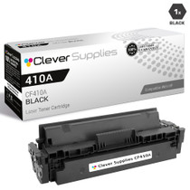CS Compatible Replacement for HP CF410A (HP-410A) Laser Toner Cartridge Black