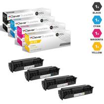 CS Compatible Replacement for HP Pro M476dw Toner Cartridge Color Laserjet 4 Color Set