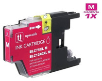Compatible Brother LC75M InkJet Cartridge Magenta