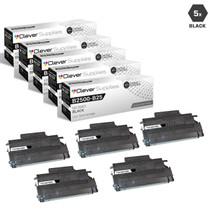 Compatible Okidata B2500 Laser Toner Cartridges Black 5 Pack
