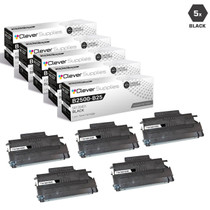 Compatible Okidata B2540 Laser Toner Cartridges Black 5 Pack