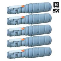 Compatible Konica Minolta A202032 (TN-415) Laser Toner Cartridges Black 5 Pack