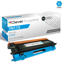 Compatible Premium Brother TN115C Laser Toner Cartridge High Yield Cyan