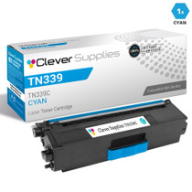 Compatible Brother TN339C Laser Toner Cartridge High Yield Cyan