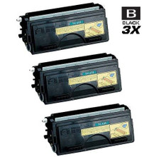 Compatible Premium Brother TN430 Laser Toner Cartridge Black 3 Pack