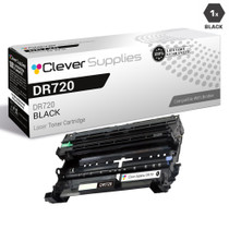 Compatible Brother TN720 Laser Toner Cartridge Black