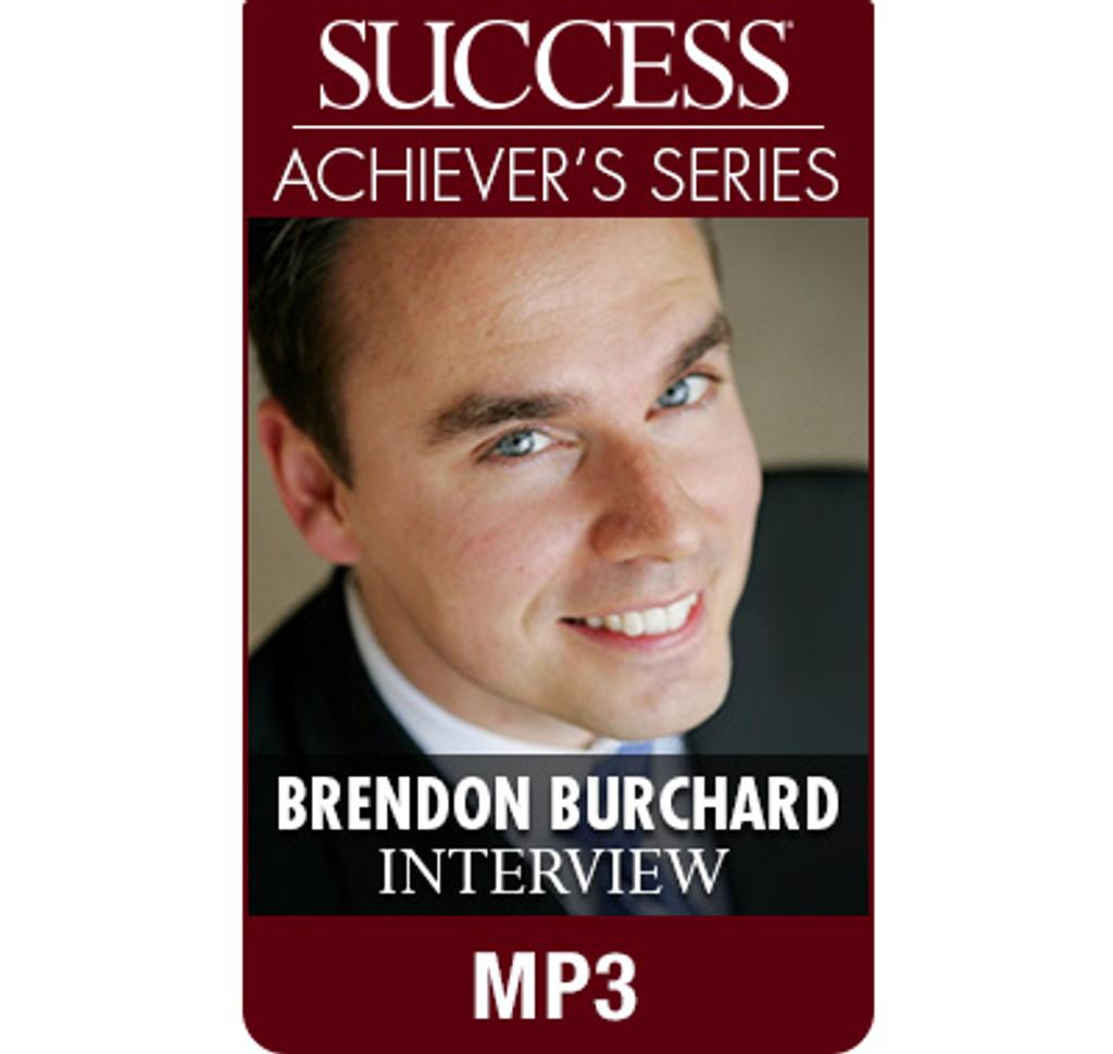 SUCCESS Achiever's Series MP3: Brendon Burchard