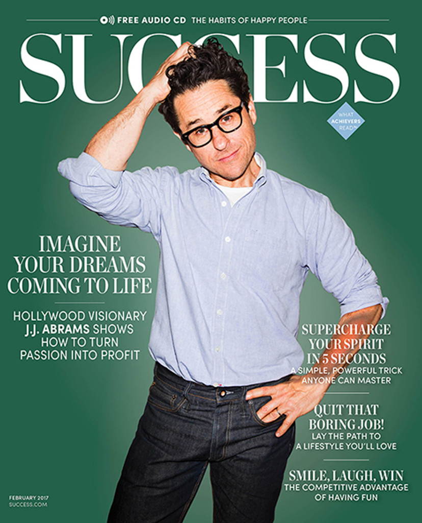 SUCCESS Magazine February 2017 - J.J. Abrams
