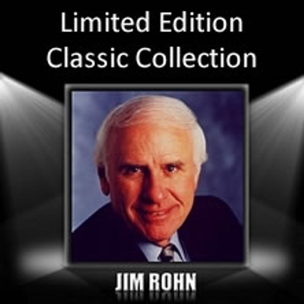 Jim Rohn's Classic Collection MP3 Series