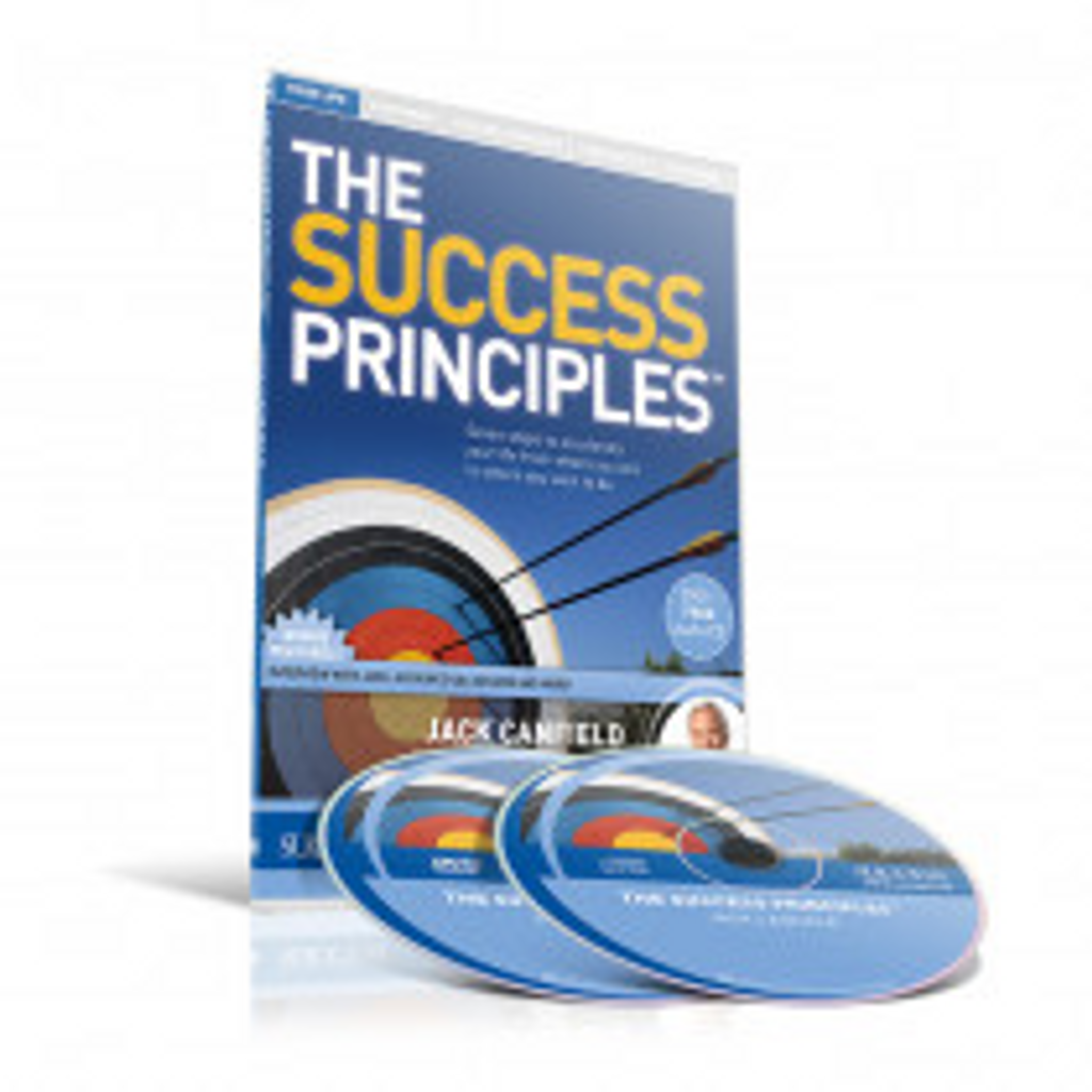 The Success Principles DVD/CD Set by Jack Canfield