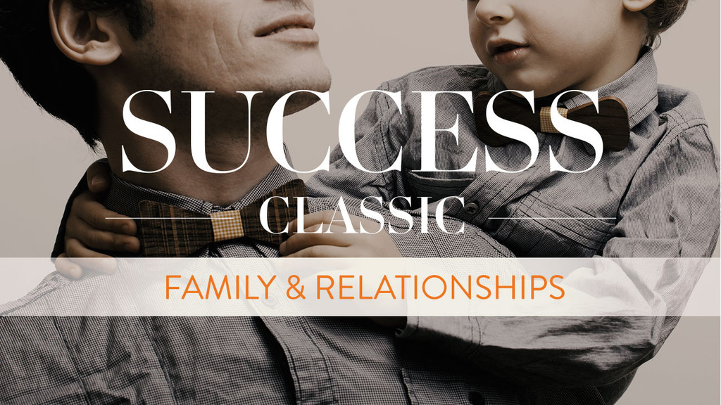 SUCCESS Classic: Family & Relationships Collection