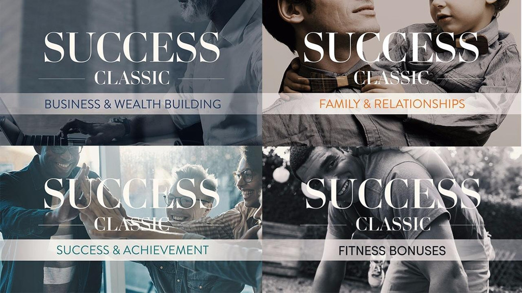 SUCCESS Classic: Complete Better Life Collection with Fitness Bonuses