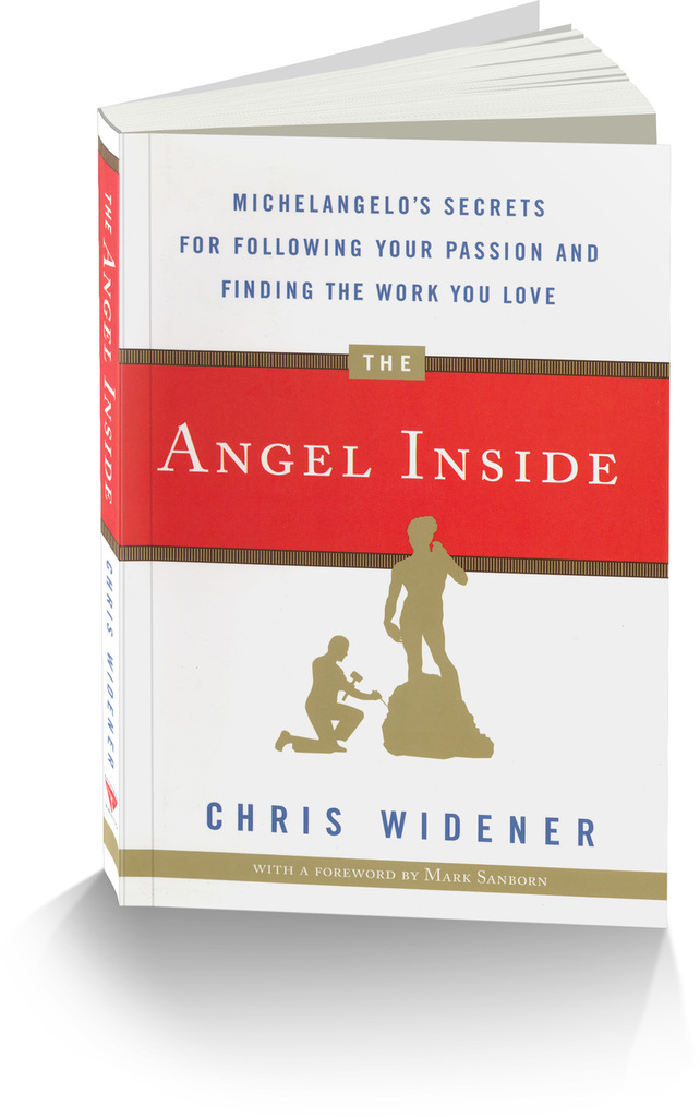 The Angel Inside by Chris Widener